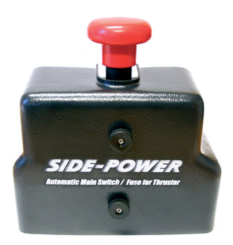 Automatic Main Switch and Fuseholder Compact (without fuse), 12V, IP Rated SM897612-IP