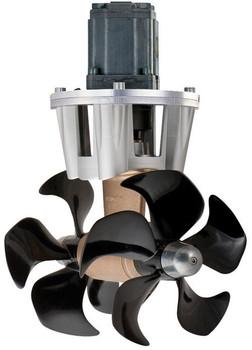 SH240/250TC-U08 Thruster Unit w/Parker Ultra motor 8cm3, max. thrust 165kg/363lbs
