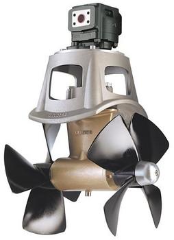 SH550/386TC-B40 Thruster Unit w/Bent Axis Piston-Type motor 40cm3, max. thrust 550kg/1210lbs