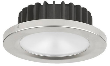 Portland 2 ILIM30968 PowerLED Bi-Color - Brushed Stainless Steel Warm White/Blue