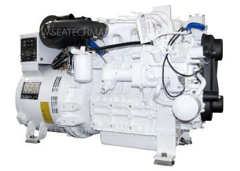 Phasor Marine K4-17.5KW Standard Series Diesel Boat Generator (K4-17.5KW)