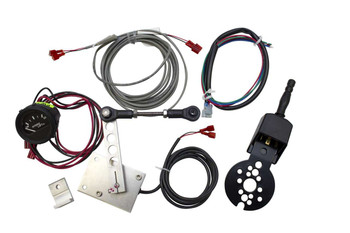CONTROL KITS DK3200 Upgrade to Pro Trim control w/gauge for all hydraulic jack plates