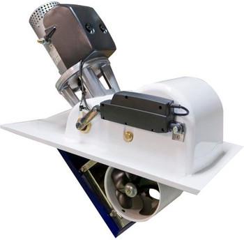 SR80/185T Retracting Thruster Kit, 12V, 185mm