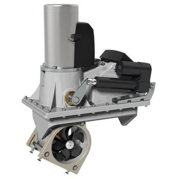 SRV80/185T-24V Vertical Retracting Thruster Kit - 80Kg/176Lb
