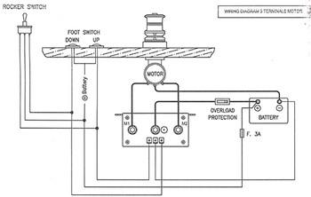SPA-10700 Wiring Diagram