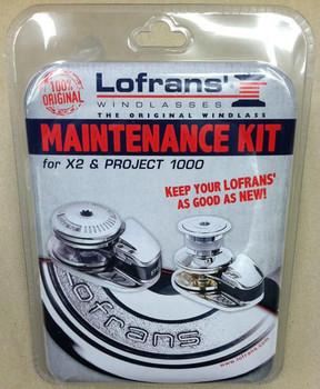 Lofrans Windlass 1000 Maintenance Kit LWP72038
