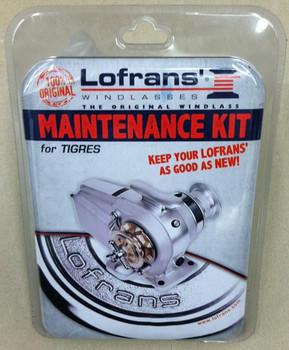 Maintenance Kit for Tigres Lofrans Windlass LW415AN.