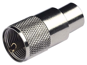 PL259 Male Connector for RG213/U, Standard