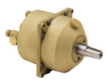 Kobelt 7004-ANT 3.4in³ Hydraulic Marine Helm Pump - Cast Bronze Finish with Short Taper Shaft