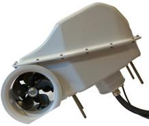 SX100/185T 12V External Stern Thruster