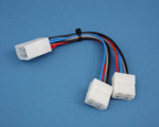 Y connector only 4-wire
