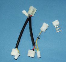 Y-Cable Special for connection of footswitch/other auxiliary controls