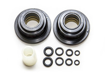 SeaStar HS5167 Front Mount Hydraulic Cylinder Seal Kit (2 Screw in Glands w/o Wrench)