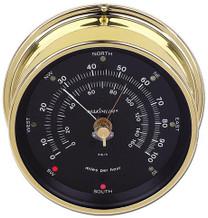 Maestro – Brass case, Black dial