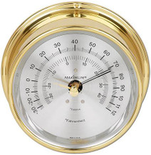 Criterion – Brass case, Silver dial