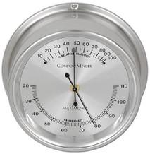 ComfortMinder – Nickel case, Silver dial