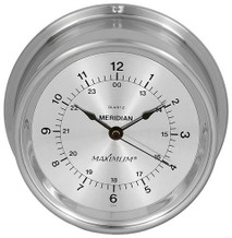 Meridian – Nickel case, Silver dial