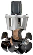 SH160/215T-U14 Thruster Unit w/Parker Ultra motor 10cm3, max. thrust 160kg/352lbs