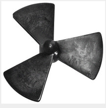 3-Blade Propeller GRP For 6HP