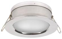 "Avalon 105 Bi-Color LED, 10-30V 105mm / 4.13"" S.S. COOL/BLUE IP65 ILIM10377"
