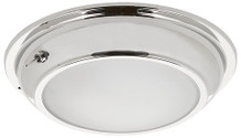 Imtra Gibraltar ILSH20301 G4 Halogen Downlight Stainless Steel w/ Switch