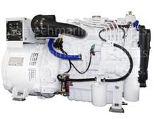 Phasor Marine K3-12.5KW Standard Series Diesel Boat Generator