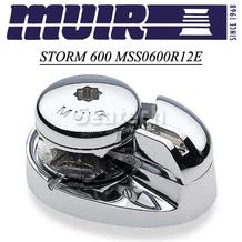 Muir Storm 600 Low Profile 12V Windlass MSS0600R12E