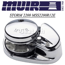 Muir Storm 2200 Low Profile 12V Windlass MSS2200R12E