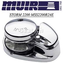 Muir Storm 2200 Low Profile 24V Windlass MSS2200R24E
