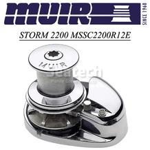 Muir Storm 2200 Capstan 12V Windlass MSSC2200R12E