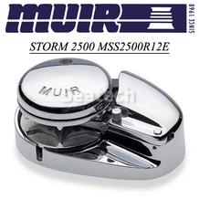Muir Storm 2500 Low Profile 12V Windlass MSS2500R12E