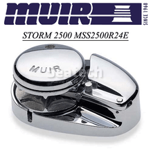 Muir Storm 2500 Low Profile 24V Windlass MSS2500R24E