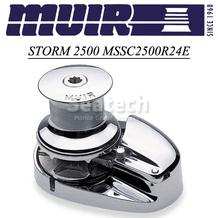 Muir Storm 2500 Capstan 24V Windlass MSSC2500R24E