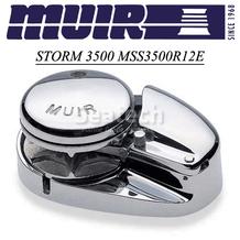 Muir Storm 3500 Low Profile 12V Windlass MSS3500R12E