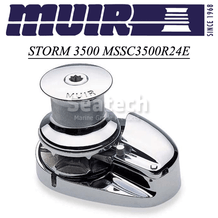 Muir Storm 3500 Capstan 24V Windlass MSSC3500R24E