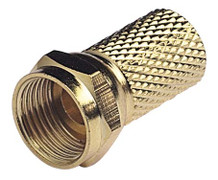Male Connector for RG58/U, Gold