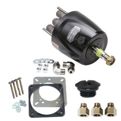 Hynautic h 50 replacement kit seastar hydraulic steering for Muir windlass motor replacement
