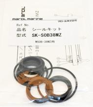 Marol SK-SOB38MZ Seal Kit for MSOB-38MZ Hydraulic Boat Outboard Cylinder