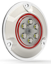 Lumishore ILM600155 ORA SMX11 LED Marine Surface Mount Underwater Light - White - 60° 10-14VDC