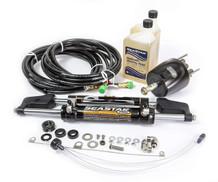 SeaStar HK7514A-3 PRO Hydraulic Steering System Kit w/ 14ft Hoses