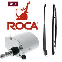 "W5 Wiper Motor Kit (Motor, 11-14"" arm, 11"" blade) 12V RC521011"