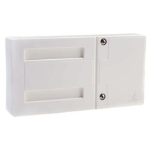 Protective Cover for W10 Wiper Motors, White RC528614