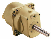 Kobelt 7012-AN Variable Displacement 4.0-12.0 Hydraulic Marine Helm Pump - Cast Bronze Finish with Short Shaft