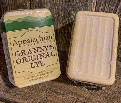 Granny's Original Lye Appalachian Natural Soap