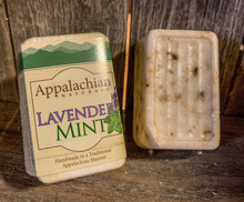 Lavender Mint Appalachian Natural Soap