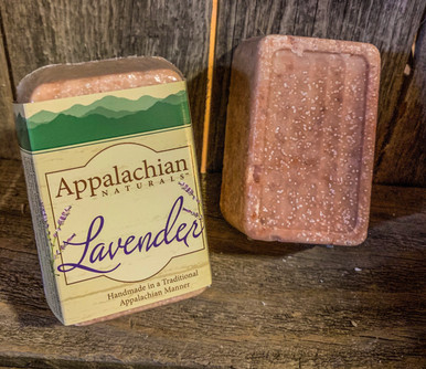 Lavender Appalachian Natural Soap