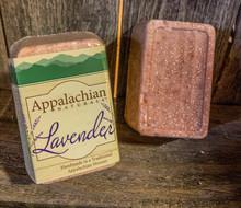 Lavender Appalachian Natural Soap