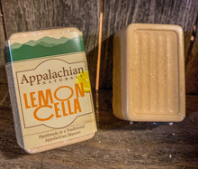 Lemon Cella Appalachian Natural Soap