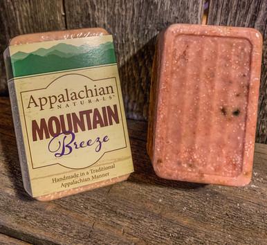 Mountain Breeze Appalachian Natural Soap