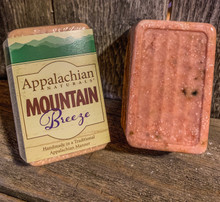 Mountain Breeze Appalachian Natural Soap